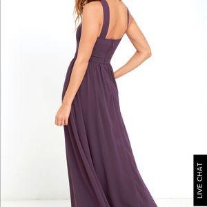 Lulus prom dress